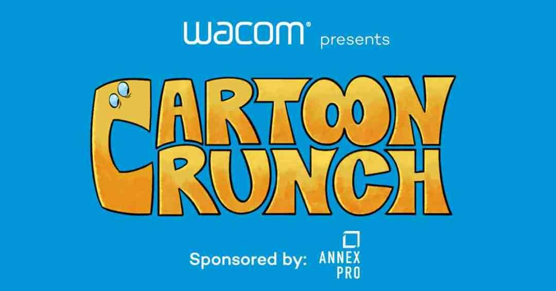 Webinar: Cartoon Crunch hosted by Wacom