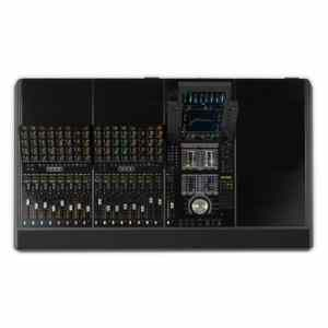 AVID S4 16-Fader with a 5-foot Base System