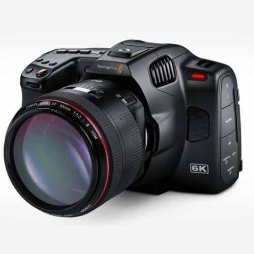 blackmagic pocket cinema camera 6k pro from Annex Pro