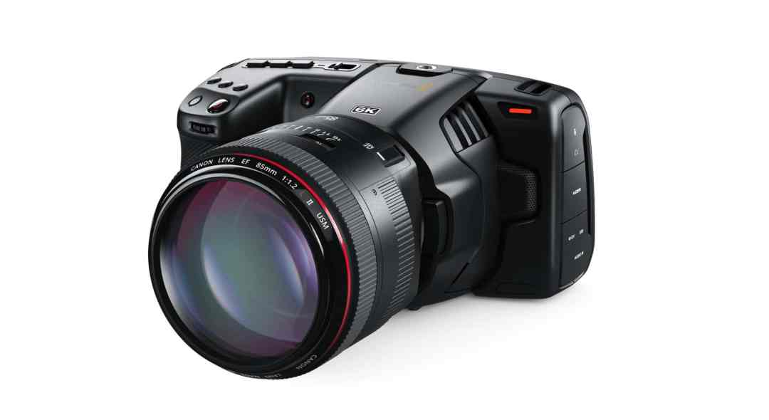 Blackmagic Design Pocket Cinema Camera Reseller