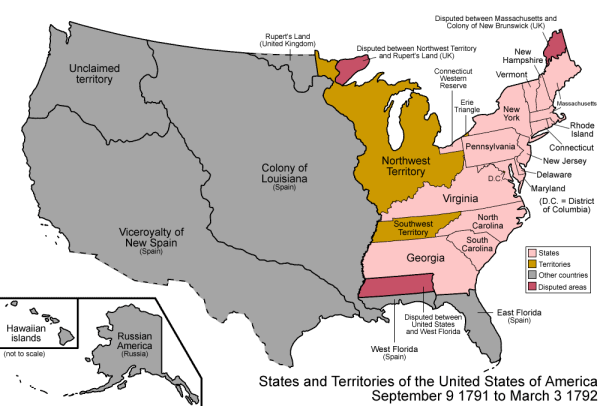 006–States and Territories of the United States of America ...