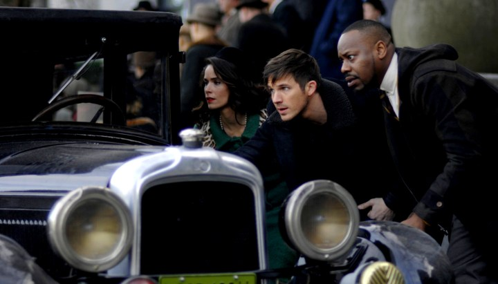 """Photo from the episode """"Public Enemy No. 1"""""""
