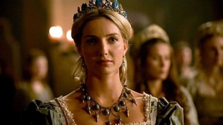 Annabelle Wallis as Jane Seymour on The Tudors (2015)