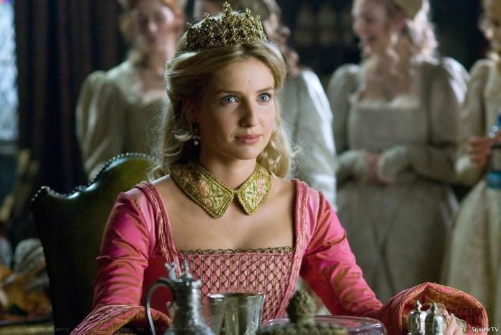 Annabelle Wallis as Jane Seymour on The Tudors (2007)