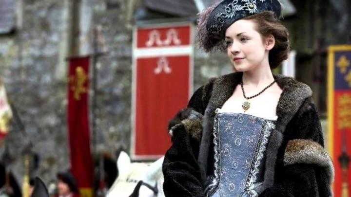 sarah bolger as mary on the tudors