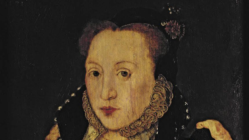 Portrait of Lady Mary Grey