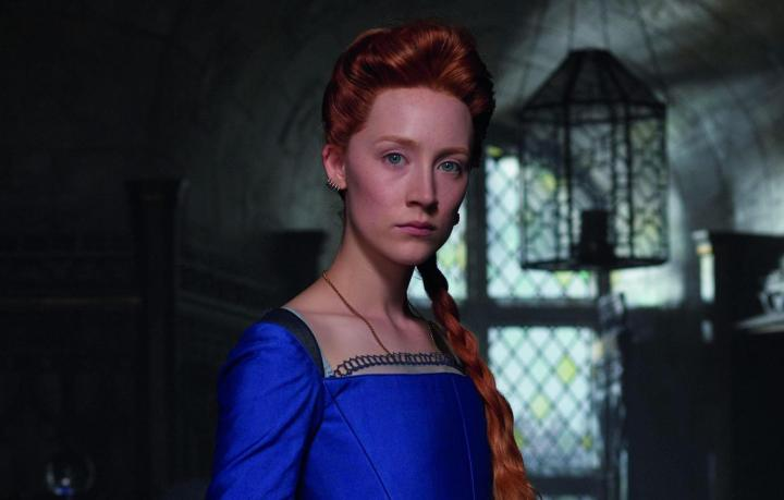 saoirse ronan mary queen of scots