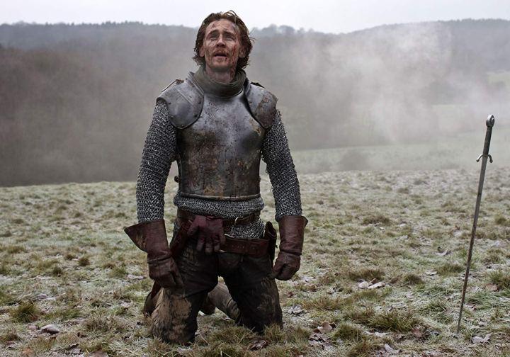 tom hiddleston the hollow crown
