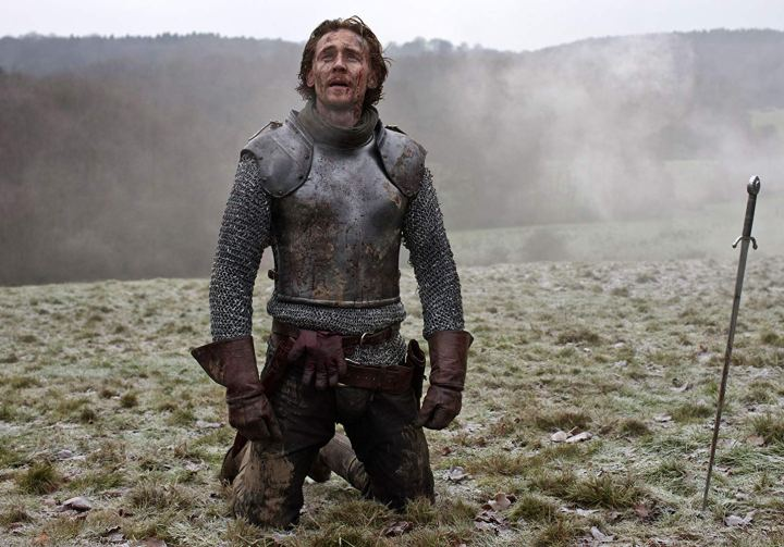 tom hiddleston the hollow crown