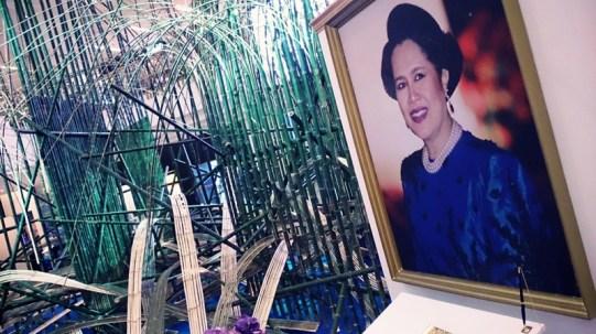 タイの母の日に捧ぐ作品