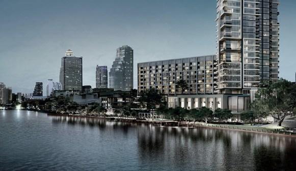 Landmark Waterfront(リバーサイド)