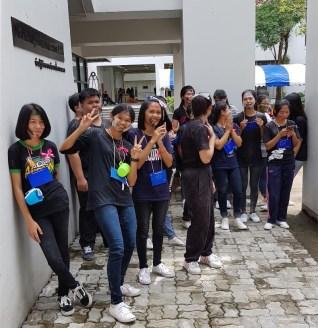 タイの大学のドコドコ
