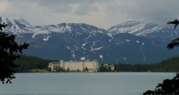 The Fairmont Hotel Lake Louise