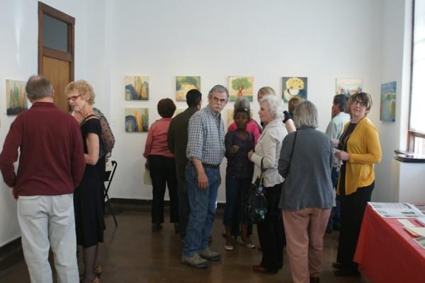 Ann Hart Marquis Harwood Exhibit, 2013