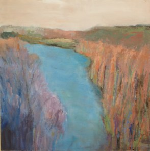 Ann Hart Marquis-Chalk Hill Russian River-artist residency