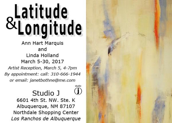 Exhibitions 2017 Ann Hart Marquis