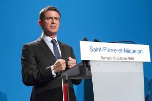 1er Ministre Manuel Valls, 15 octobre 2016, salle des fêtes mu