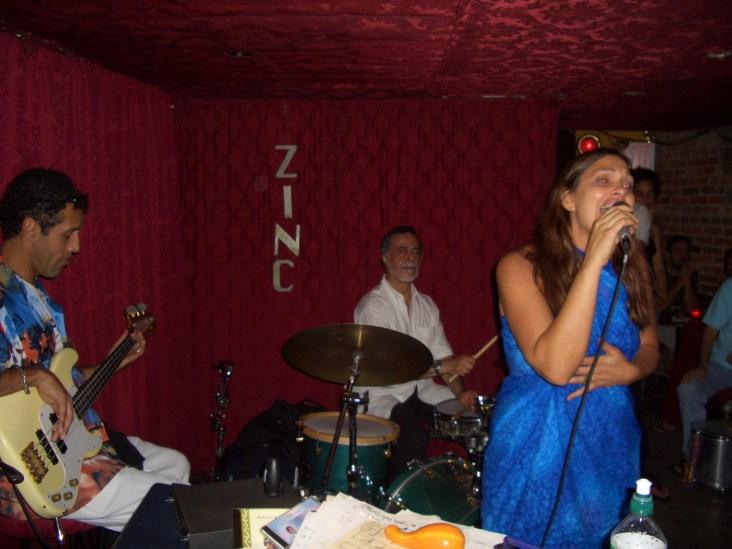 Zinc Bar New york