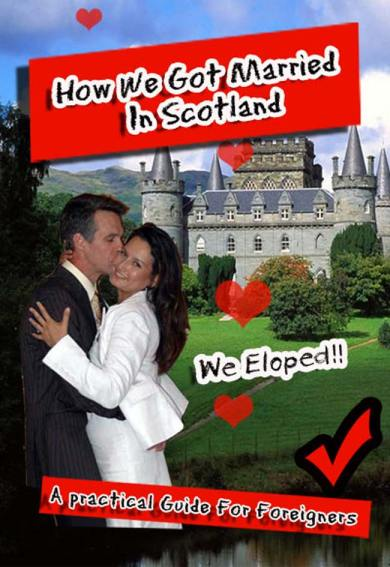 how we got married in scotland