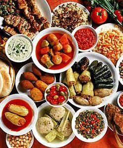 meze cyprus food