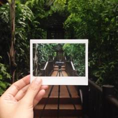 Polaroid fujifilm Hong Kong instant film camera