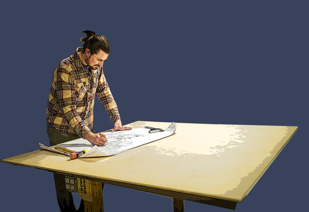 Web Design – Jon Wetzel reviews plans
