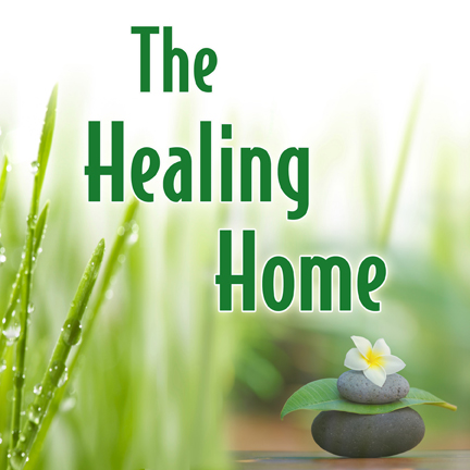 Branding – The Healing Home graphic