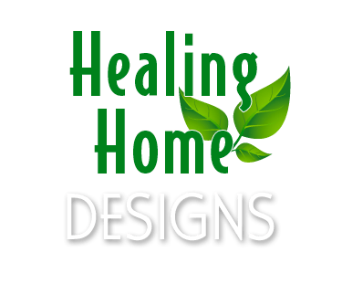 Healing Home DESIGNS logo design
