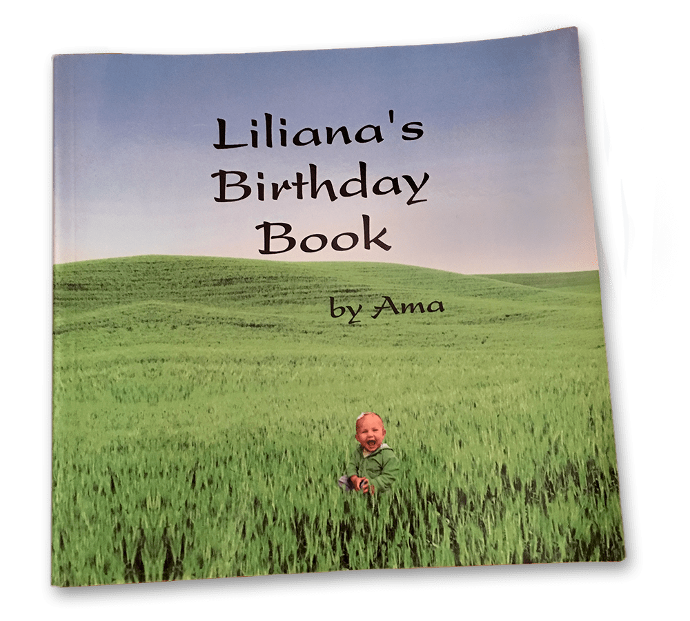 Liliana's book