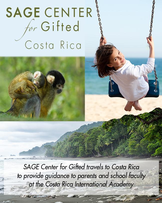 Graphic Design – SAGE Costa Rica ad