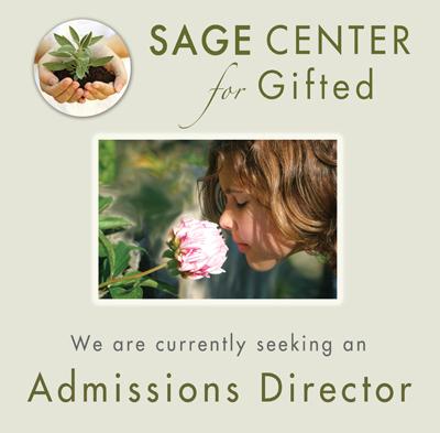 Graphic Design – SAGE job ad