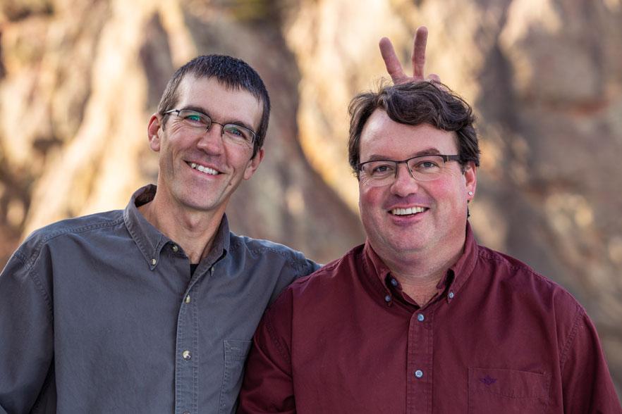 Web Design and Conceptual Development. Rising Star John and Zach.