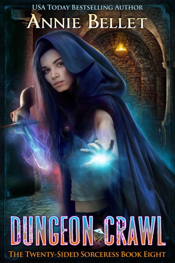 Dungeon Crawl - Annie Bellet