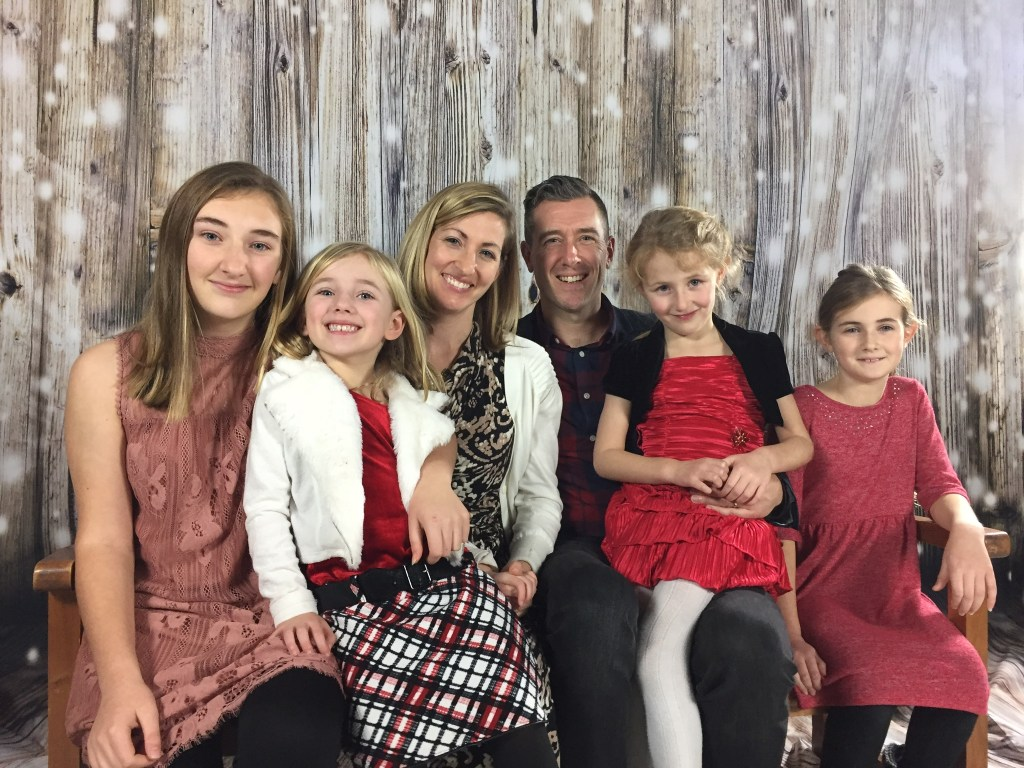 Garman Family Year in Review 2017
