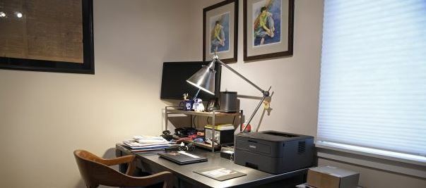 Desktop of Cynthia Leitich Smith