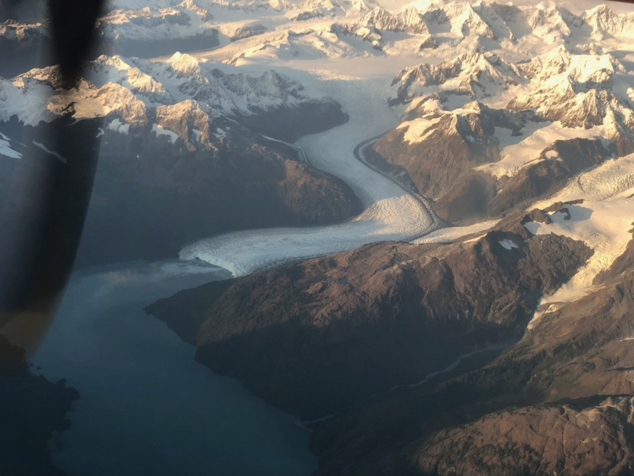 Valdez, the Terminus of the Trans-Alaska Pipeline