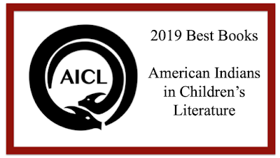 "American Indians in Children's Lit. Chooses ""Fighter"" for Best of 2019"
