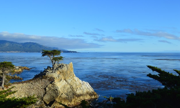 San Francisco à Monterey