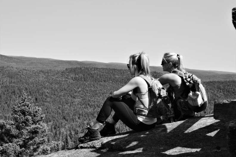 Annie Explore - Mont Brassard