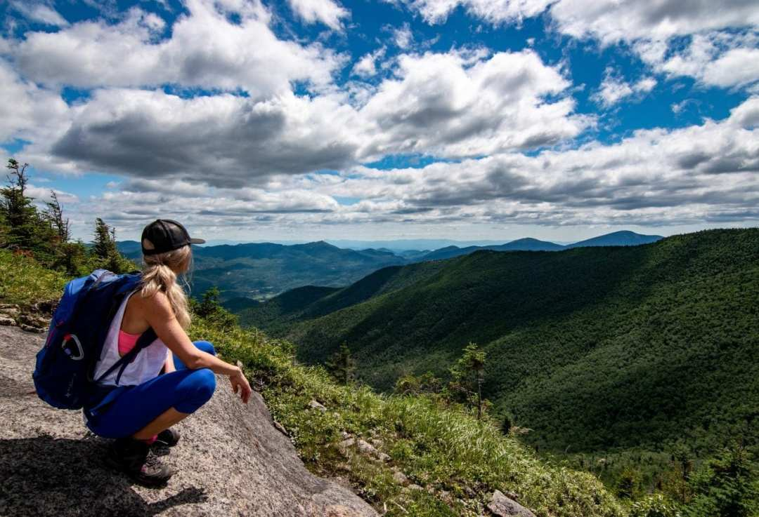 Annie Explore - mont Cascade