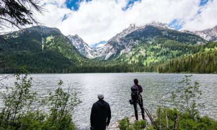 Taggart Lake Trail – Parc national Grand Teton