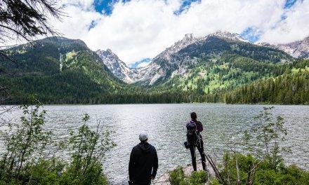 Taggart Lake Trail – Parc national Grand Teton