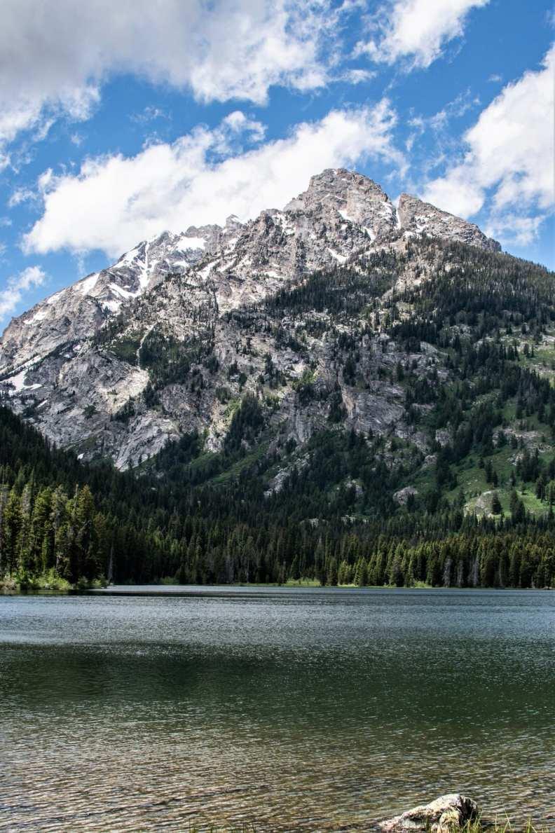 Annie Explore - Taggart Lake Trailhead