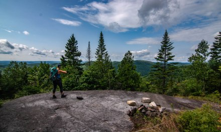 Mont 107 – Forêt Ouareau