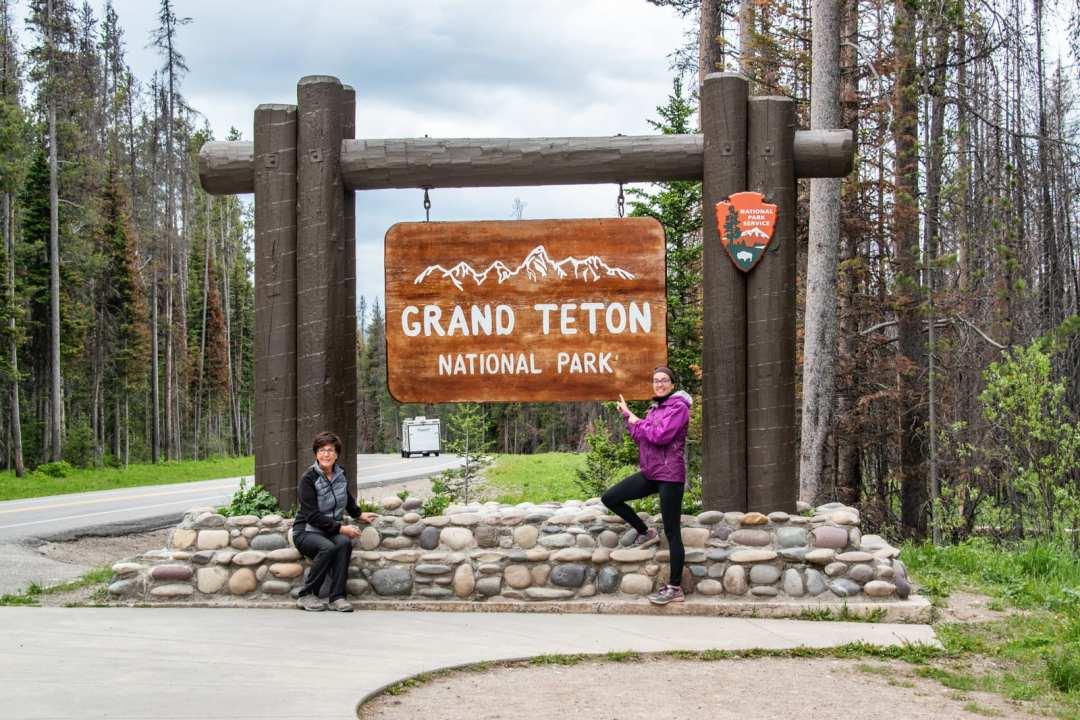 Annie Explore - Grand Teton