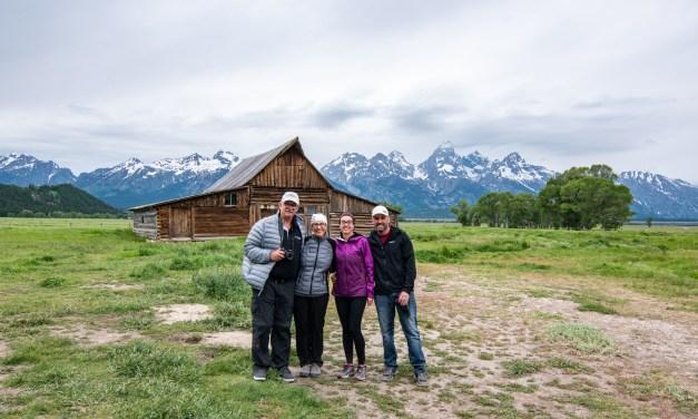 2 jours dans la région du Parc national Grand Teton