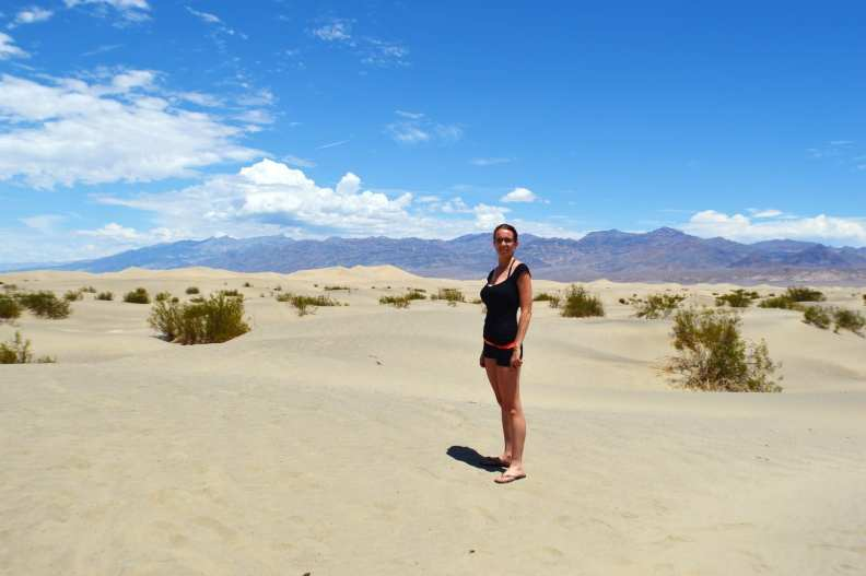Annie Explore - Death Valley