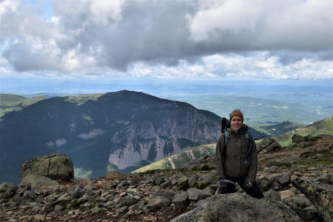 Annie Explore - mont lafayette