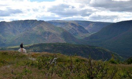 Mont Ernest-Laforce & Lac aux Américains