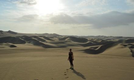 Huachachina, cette oasis au milieu du désert